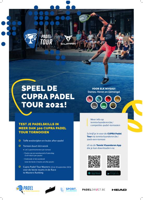 Padel Tour - Affiche